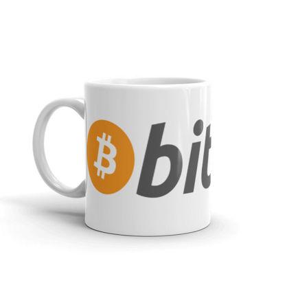 Bitcoin (BTC) - Coffee Mug - 11oz - 1